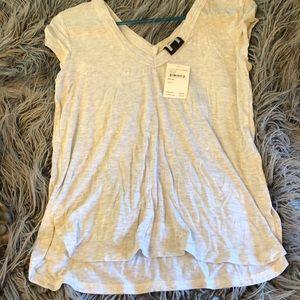 Womens Grey Tshirt